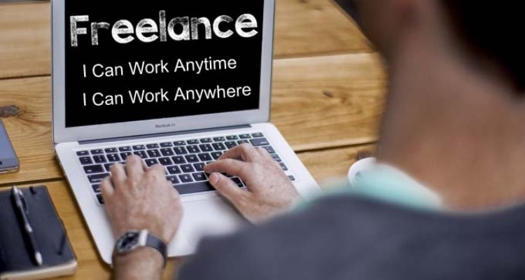 become a frrelance writer now